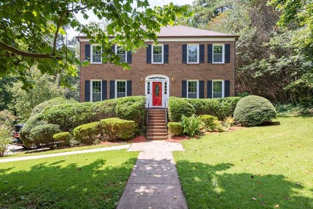 2721 Sudbury Trace, Marietta, GA 30062 (MLS #6766990) :: Path & Post Real Estate