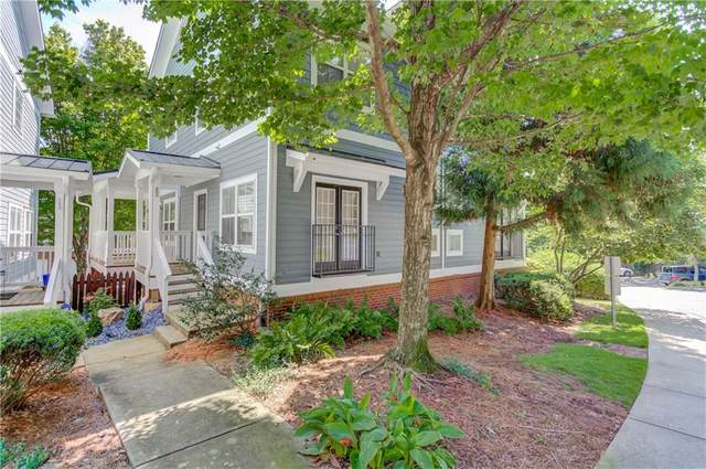 245 Carlyle Park Drive, Atlanta, GA 30307 (MLS #6767000) :: The Hinsons - Mike Hinson & Harriet Hinson
