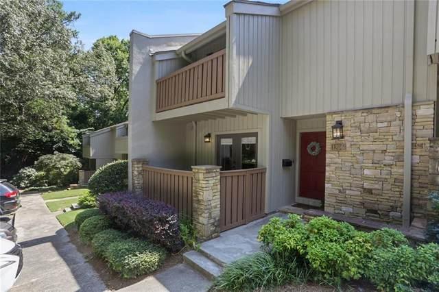 1206 Druid Knoll Drive NE #1206, Brookhaven, GA 30319 (MLS #6767010) :: Vicki Dyer Real Estate