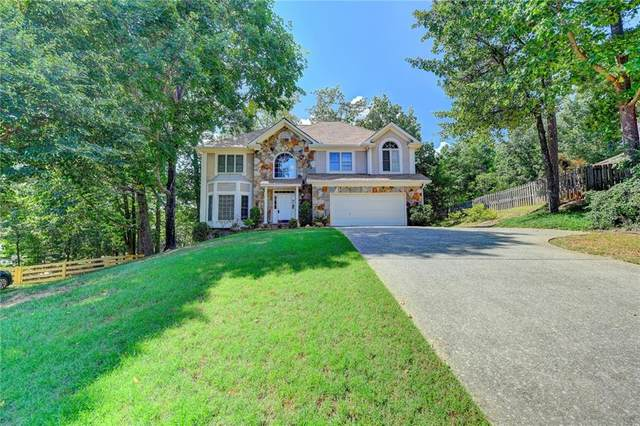 4850 Yorkshire Lane, Suwanee, GA 30024 (MLS #6767039) :: The Cowan Connection Team