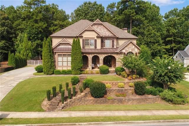 6284 Fernstone Trail NW, Acworth, GA 30101 (MLS #6767062) :: North Atlanta Home Team