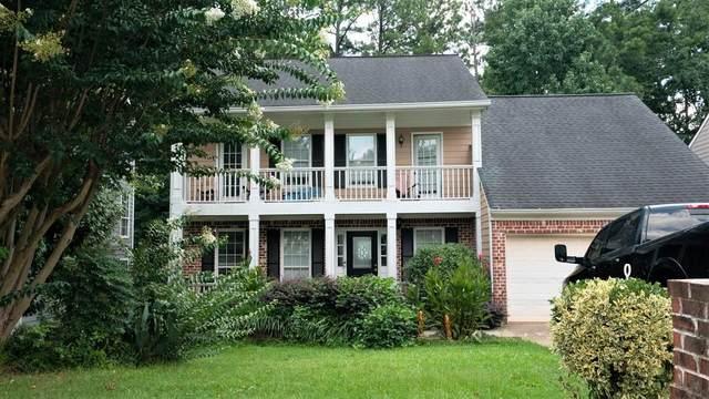 6810 Magnolia Park Lane, Norcross, GA 30093 (MLS #6767135) :: The Heyl Group at Keller Williams