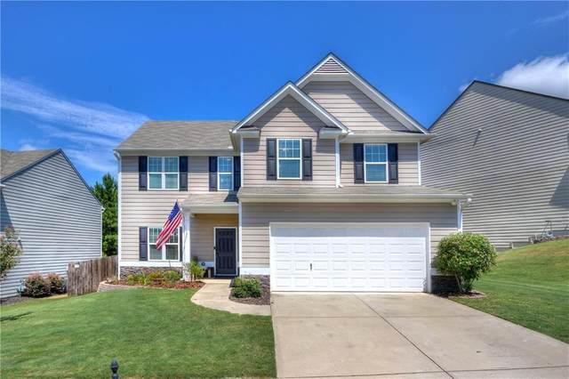 116 Park Village Drive, Canton, GA 30114 (MLS #6767146) :: North Atlanta Home Team
