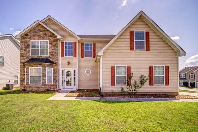 5912 Bluegrass View, Fairburn, GA 30213 (MLS #6767158) :: The North Georgia Group