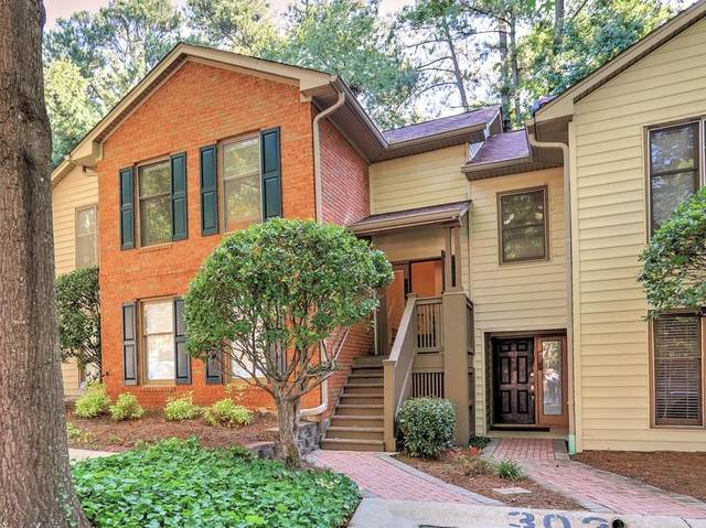302 Garden Court #302, Sandy Springs, GA 30328 (MLS #6767165) :: Vicki Dyer Real Estate