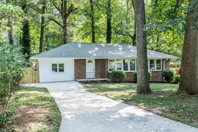 5940 Moss Drive, Forest Park, GA 30297 (MLS #6767176) :: The North Georgia Group