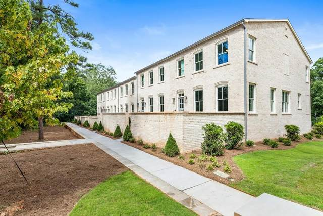 501 Woodhollow Drive #9, Roswell, GA 30075 (MLS #6767222) :: Kennesaw Life Real Estate