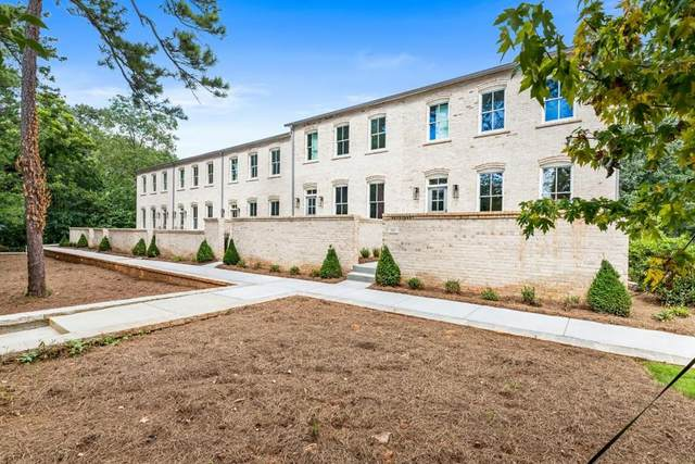503 Woodhollow Drive #10, Roswell, GA 30075 (MLS #6767230) :: Kennesaw Life Real Estate