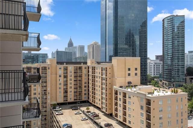 195 14th Street NE #1902, Atlanta, GA 30309 (MLS #6767264) :: 515 Life Real Estate Company