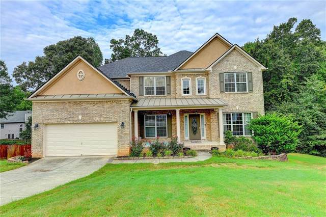 580 Heritage Oaks Court, Dacula, GA 30019 (MLS #6767277) :: The Cowan Connection Team