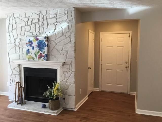 506 Glenleaf Drive, Peachtree Corners, GA 30092 (MLS #6767291) :: Vicki Dyer Real Estate