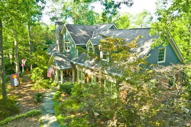 5058 Carol Lane, Atlanta, GA 30327 (MLS #6767295) :: Kennesaw Life Real Estate