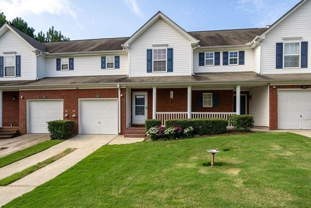 218 Cottonwood Creek Circle, Canton, GA 30114 (MLS #6767310) :: RE/MAX Prestige