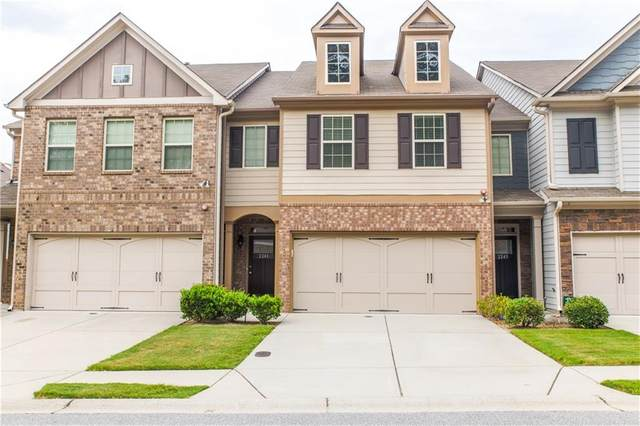 2241 Knoxhill View SE, Smyrna, GA 30082 (MLS #6767319) :: The Cowan Connection Team