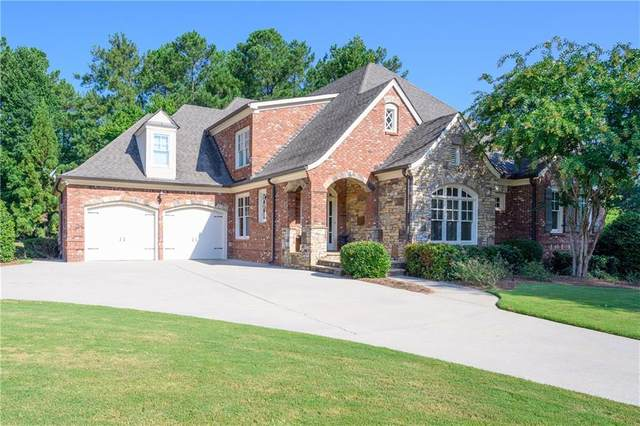 4231 Tattnall Run NW, Acworth, GA 30101 (MLS #6767325) :: Todd Lemoine Team