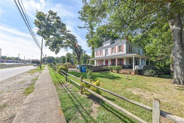 2158 N Broad Street N, Commerce, GA 30529 (MLS #6767327) :: North Atlanta Home Team