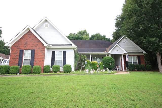 145 Ficus Lane, Fayetteville, GA 30215 (MLS #6767370) :: North Atlanta Home Team