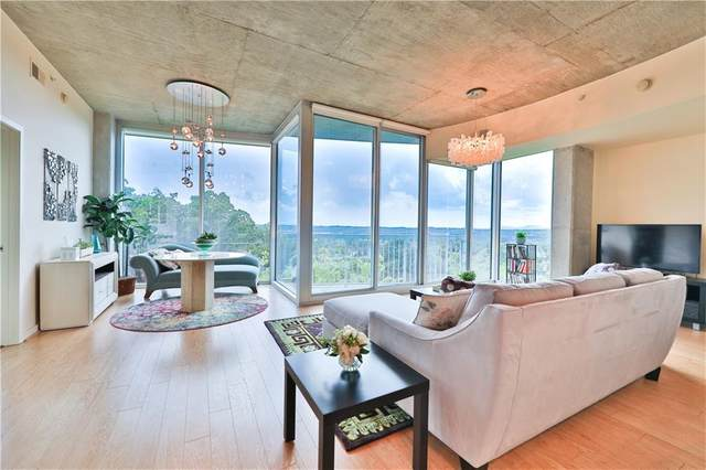 3300 Windy Ridge Parkway SE #821, Atlanta, GA 30339 (MLS #6767417) :: Path & Post Real Estate
