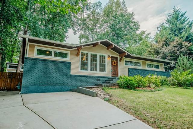 2510 Rolling View Drive SE, Smyrna, GA 30080 (MLS #6767439) :: The Cowan Connection Team