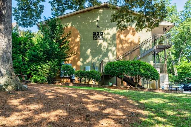 520 Park Avenue SE #11, Atlanta, GA 30312 (MLS #6767440) :: Good Living Real Estate