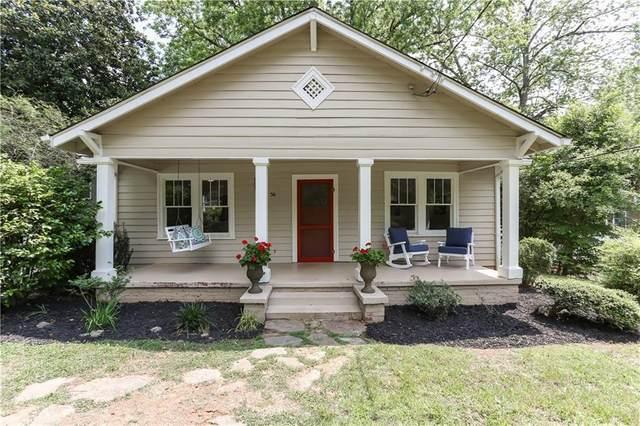 36 Goulding Place, Roswell, GA 30075 (MLS #6767453) :: Team RRP | Keller Knapp, Inc.
