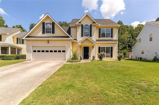 2130 Golden Valley Drive, Lawrenceville, GA 30043 (MLS #6767495) :: The Cowan Connection Team