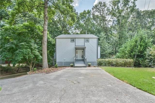 1208 Laurel Cliff Drive SE, Smyrna, GA 30082 (MLS #6767496) :: North Atlanta Home Team