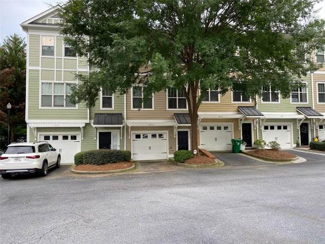 1917 Sterling Oaks Circle NE #1917, Brookhaven, GA 30319 (MLS #6767509) :: KELLY+CO