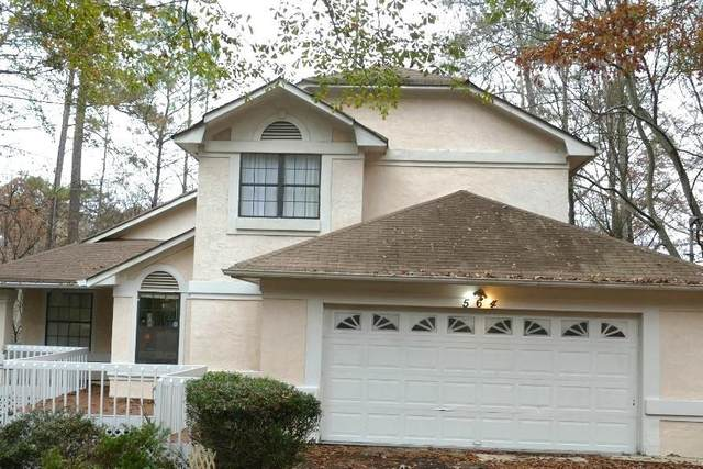 564 Lake Drive, Snellville, GA 30039 (MLS #6767547) :: The Heyl Group at Keller Williams