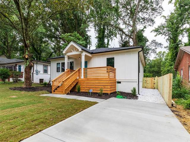 1492 Akridge Street NW, Atlanta, GA 30314 (MLS #6767585) :: RE/MAX Prestige