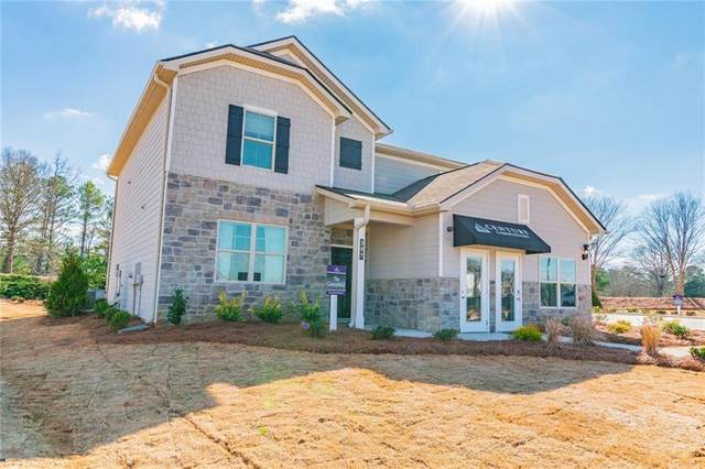 122 Fresh Laurel Lane, Locust Grove, GA 30248 (MLS #6767607) :: Path & Post Real Estate