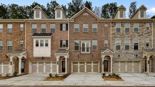 2309 Kaylen Drive #64, Chamblee, GA 30341 (MLS #6767629) :: North Atlanta Home Team