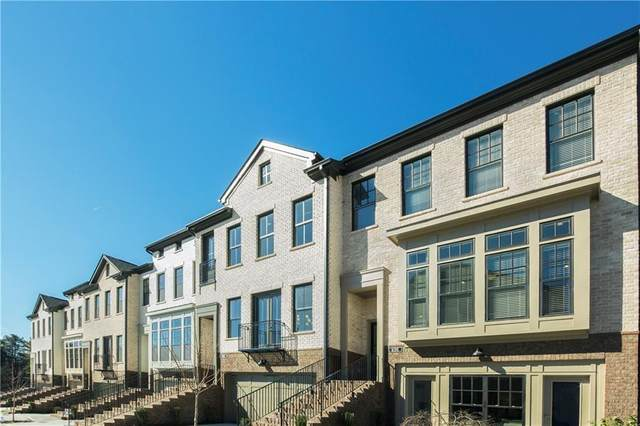 1697 Foxhall Drive, Atlanta, GA 30338 (MLS #6767715) :: The Heyl Group at Keller Williams
