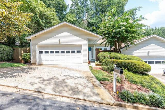 1178 Crosswycke Forest Court NE, Brookhaven, GA 30319 (MLS #6767786) :: The Hinsons - Mike Hinson & Harriet Hinson