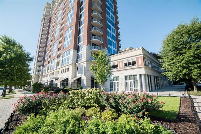 1820 Peachtree Road NW #615, Atlanta, GA 30309 (MLS #6767794) :: North Atlanta Home Team