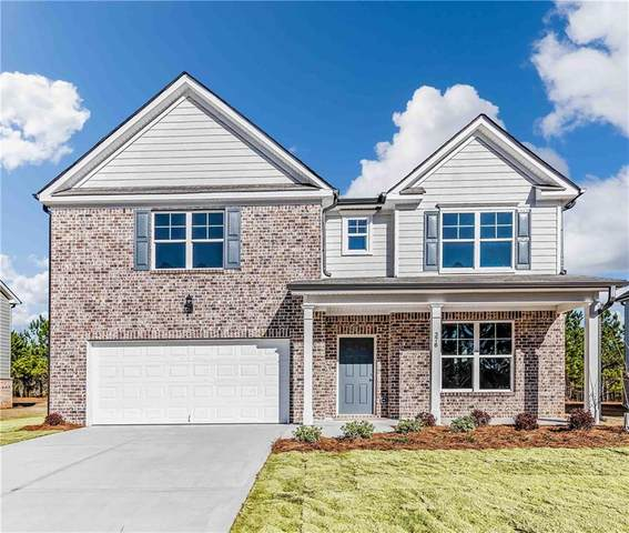 3510 Richmond Bend, Stonecrest, GA 30038 (MLS #6767817) :: The Cowan Connection Team
