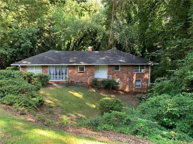 1474 SW Dodson Drive SW, Atlanta, GA 30311 (MLS #6767893) :: The Heyl Group at Keller Williams