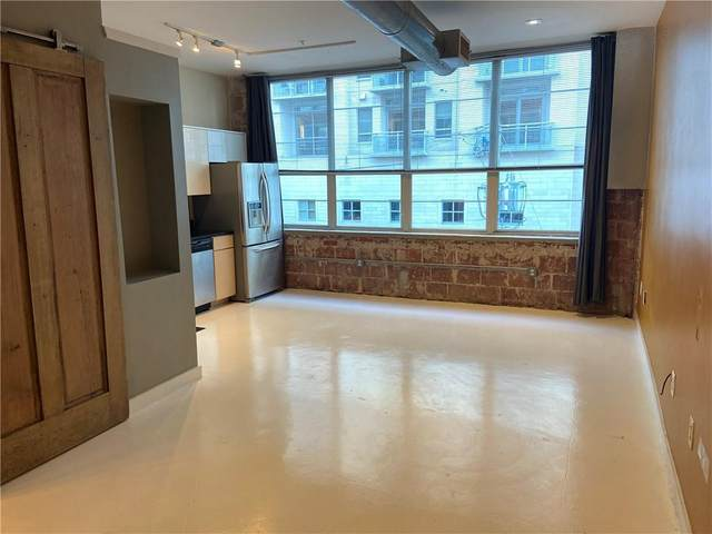 800 Peachtree Street NE #8307, Atlanta, GA 30308 (MLS #6767940) :: KELLY+CO