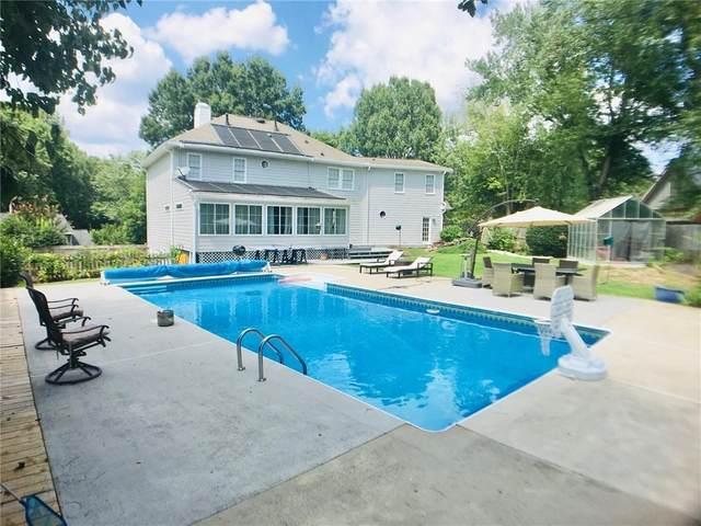 1956 Wellington Lane, Marietta, GA 30062 (MLS #6767950) :: RE/MAX Prestige