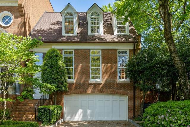 2601 Peachtree Road NE, Atlanta, GA 30305 (MLS #6767994) :: The Heyl Group at Keller Williams