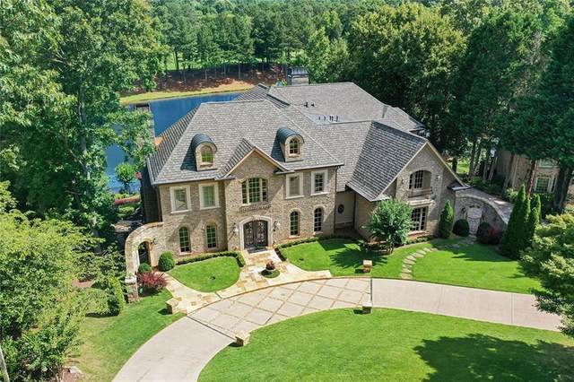 3850 Schooner Ridge, Alpharetta, GA 30005 (MLS #6768019) :: Tonda Booker Real Estate Sales