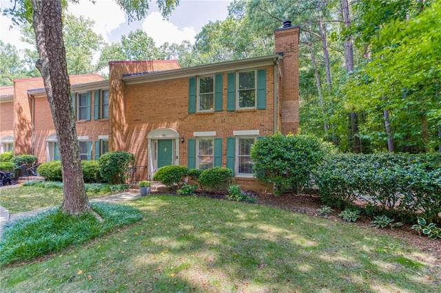 1175 Morningside Place NE, Atlanta, GA 30306 (MLS #6768025) :: North Atlanta Home Team
