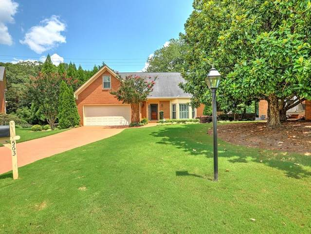 563 N Palisades Circle SE, Marietta, GA 30067 (MLS #6768043) :: Tonda Booker Real Estate Sales