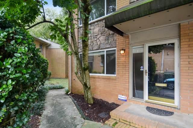 120 Biscayne Drive NW C-1, Atlanta, GA 30309 (MLS #6768046) :: Path & Post Real Estate