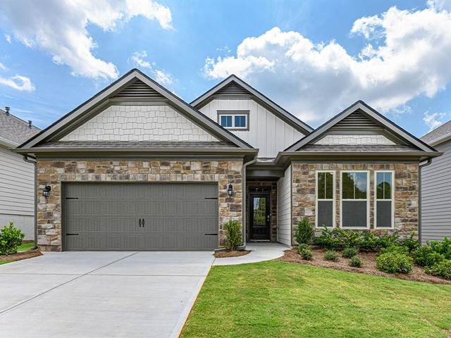 140 Overlook Ridge Way, Canton, GA 30114 (MLS #6768062) :: Tonda Booker Real Estate Sales