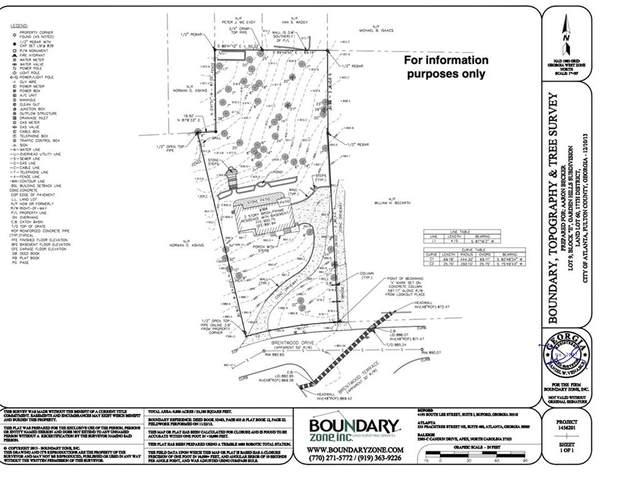 366 Brentwood Drive NE, Atlanta, GA 30305 (MLS #6768070) :: Vicki Dyer Real Estate