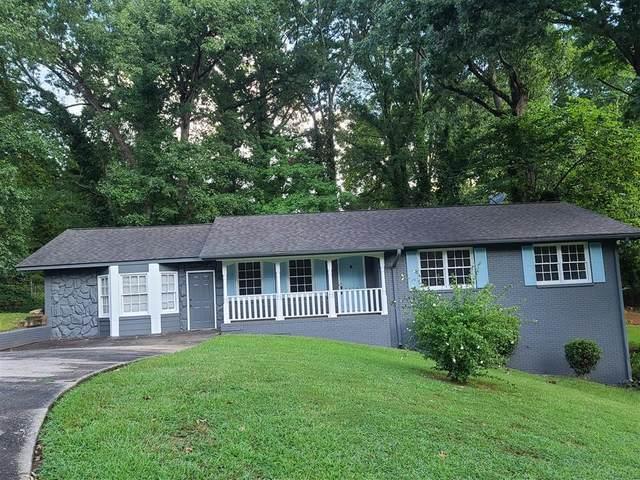 1176 Burbank Trail, Morrow, GA 30260 (MLS #6768162) :: North Atlanta Home Team