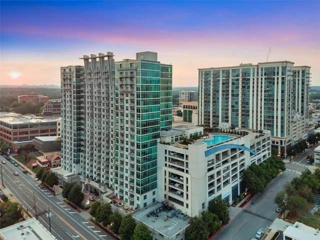 250 Pharr Road NE #2111, Atlanta, GA 30305 (MLS #6768284) :: North Atlanta Home Team