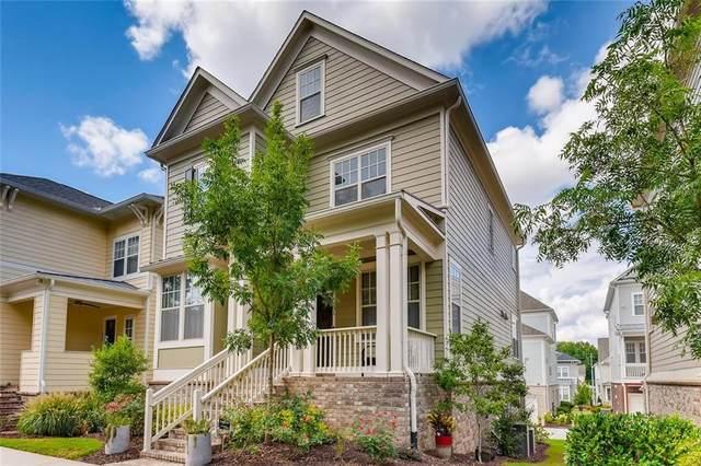 331 Fort Street NE, Marietta, GA 30060 (MLS #6768320) :: The Hinsons - Mike Hinson & Harriet Hinson