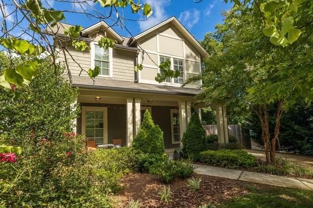 112 Clay Street SE, Atlanta, GA 30317 (MLS #6768384) :: Rock River Realty